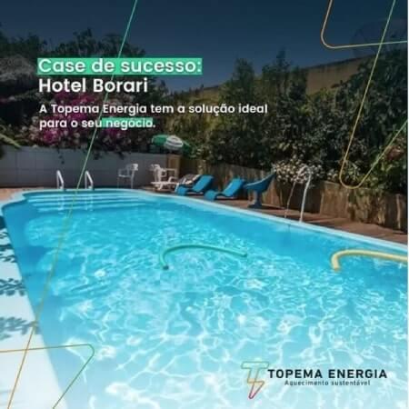 Case de sucesso Hotel Borai