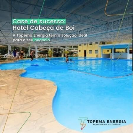Case de sucesso Hotel Cabeça de boi